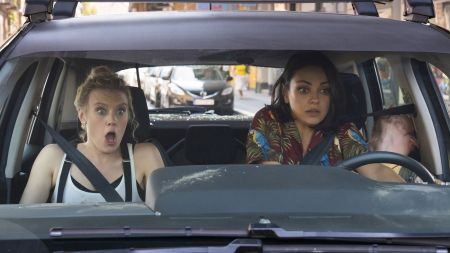 1-minute review of The Spy Who Dumped Me | Bulletpointreviews.com