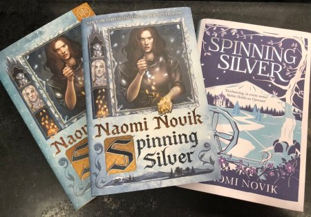 1-minute review of Spinning Silver by Naomi Novik   Bulletpointreviews.com
