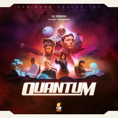 Quantum Board game